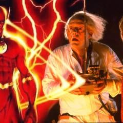 Viagem no tempo e a morte do The Flash
