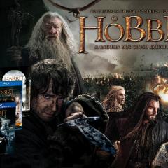 """Promoção: DVD """"O Hobbit  – A Batalha dos Cinco Exércitos"""""""