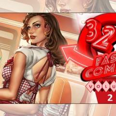 321: FAST COMICS – Aclamado quadrinho retorna com volume 2 totalmente inédito
