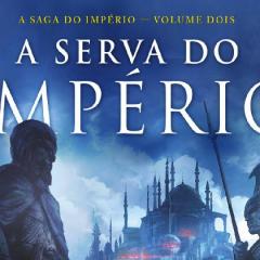 Raymond E. Feist vem ao Brasil para lançar A serva do Império