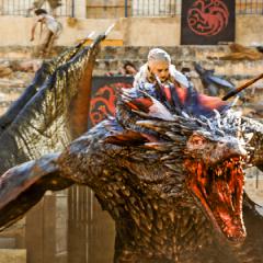 """Veja os efeitos especiais de """"The Dance Of the Dragons"""""""