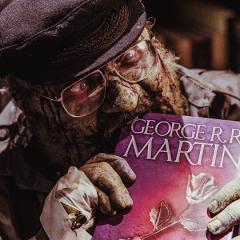 George Martin é um zumbi em Z Nation!