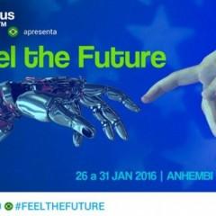 Guia: Além da Campus Party 2016