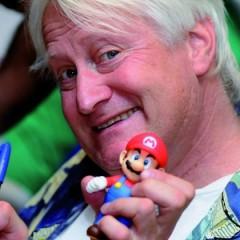 Dublador do Mario estará na 11ª Brasil Game Show