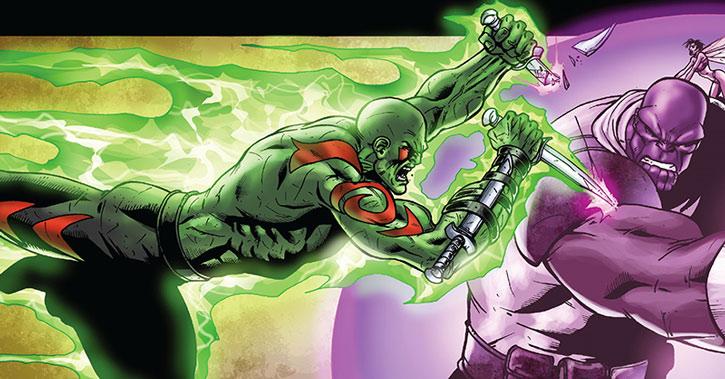 Drax-Thanos