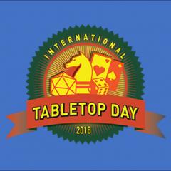 Dia Internacional do Jogo de tabuleiro! Tem isso?