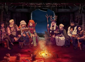 Dead in Vinland inova e se mantêm fiel aos RPGs eletrônicos ao mesmo tempo
