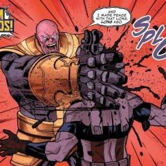 Personagens de Guerra Infinita que já foram mortos por Thanos nas HQs