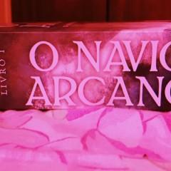 O Navio Arcano: um exemplo de livro de fantasia espetacular