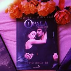 Opala, 3° volume da saga Lux, mantém a qualidade dos livros anteriores