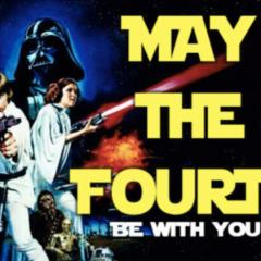 Dicas para passar o May 4th, com seus amigos
