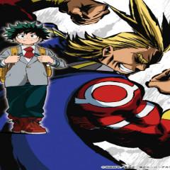 Boku no Hero Academia e a nova geração
