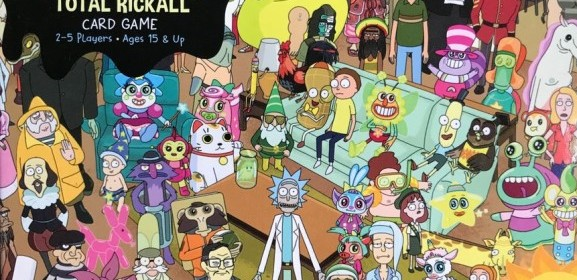 Rick and Morty Total Rickall, o Card Game tão hilariante quanto a série