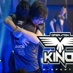 Operation Kino eSports se despede do time inteiro de League Of Legends