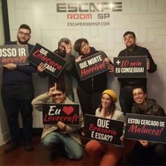 Escape Room SP: a chance de estar dentro do jogo!