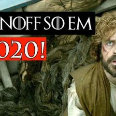 Não haverá spin off de Game Of Thrones até 2020