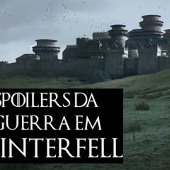 Spoilers da guerra em Winterfell!