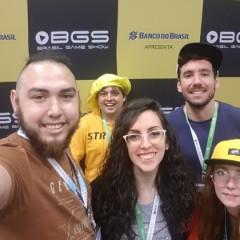Brasil Game Show 2018, reencontramos os amigos e jogamos muito!
