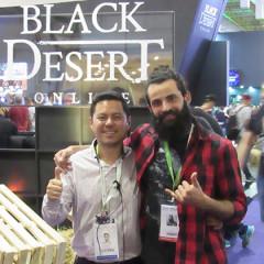 A volta dos MMORPG com Black Desert – BGS 2018