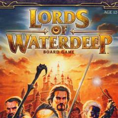 Lords of Waterdeep: D&D em tabuleiro