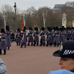 God save THE QUEEN! Guardas Reais Britânicos tocam Bohemian Rhapsody no Castelo de Buckingham