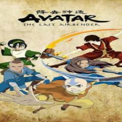 Avatar – A lenda de Aang. Velho porém jovem.