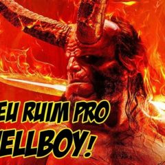 """Deu ruim pro """"Hellboy"""""""