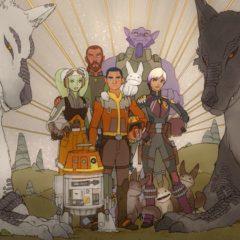 Star Wars REBELS é a melhor história da saga!