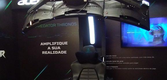 Predator Thronos: a cadeira perfeita da Acer! E não só para jogos