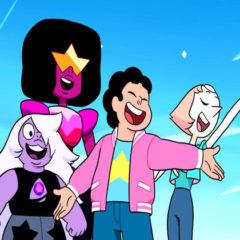 O longo caminho de Steven Universe, Rebecca Sugar e Zach Callison