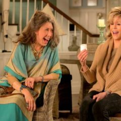 Grace and Frankie – Comédia que desmistifica a experiência de envelhecer