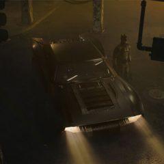 Fotos mostram novo Batmóvel em The Batman