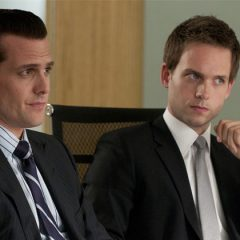 """Awesome Mix: SUITS! Episódio """"TRICKS OF THE TRADE"""""""
